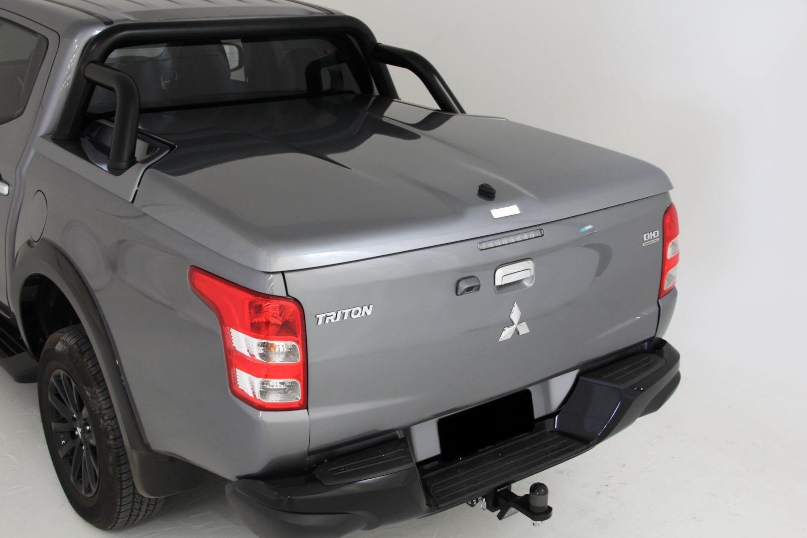 Mitsubishi Triton Hard Lid Mq Ute Options Dual Cab Jhp