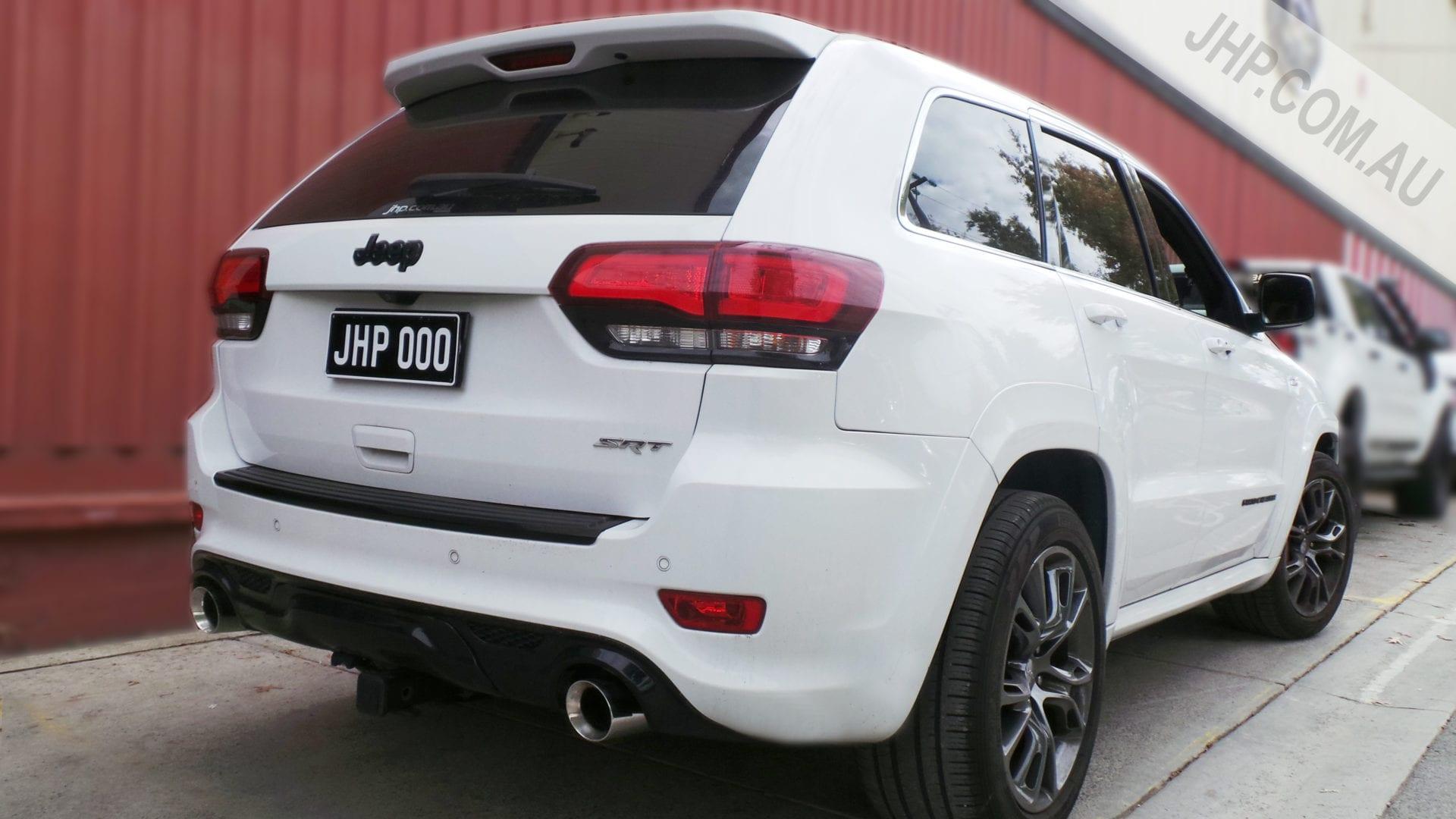 Xforce Jeep Grand Cherokee Srt Exhaust 2011 2018 Jhp